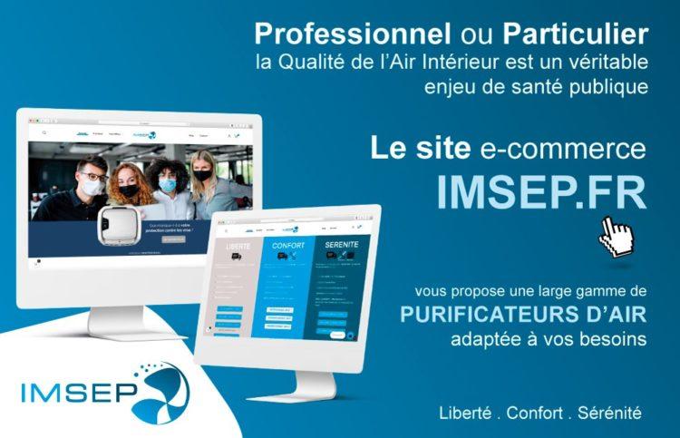 Filiale IGIENAIR/ IMSEP E-commerce
